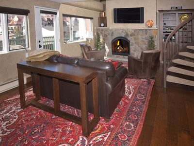 Photo for This 3 Bedroom Vacation Condo In Lionshead Is A Short Walk To Gondola.