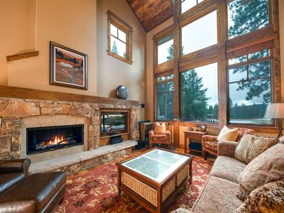 Photo for 3BR Townhome Vacation Rental in Truckee, California