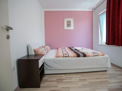 Photo for Holiday apartment Promajna for 4 persons with 2 bedrooms - Holiday apartment