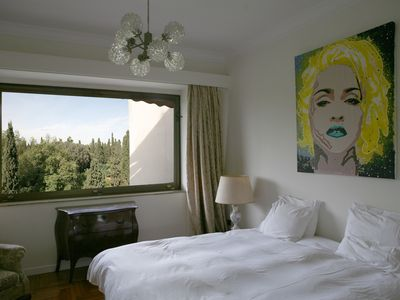 Photo for Stunning apt with amazing views and large balcony. Excellent location.