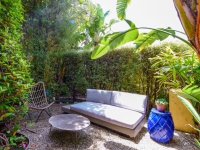 Photo for Private, Enclosed Cottage Home with Lush Gardens near Venice