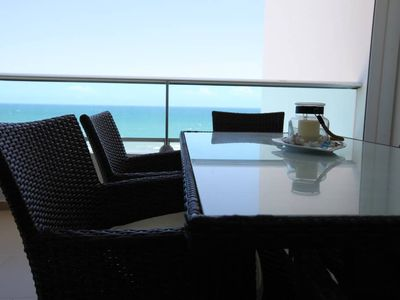 Photo for Marbella is a luxurious beach front condo, located in the best part of Juan Dolio Beach