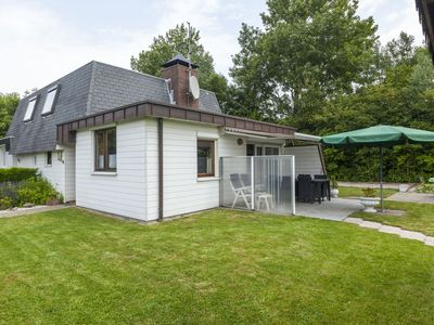 Photo for The holiday home is situated in a green park, near the beach of Breskens.