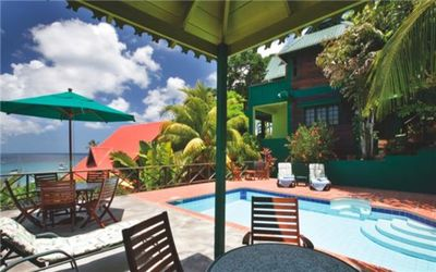 Photo for Princess Margaret Beachfront Villas - Bequia