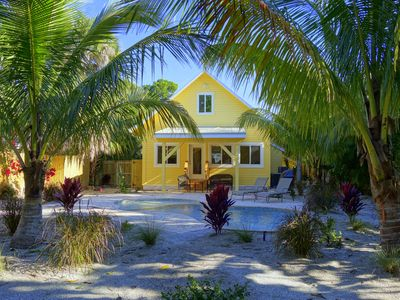 Photo for Covey Cottage: Historic Cottage W/ Private Heated Pool 4 Blocks to Gulf Beach!!