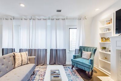 1BR Penthouse w/rooftop near White House ! view of Washington Monument -  Connecticut Ave/ K Street