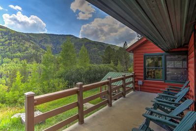 Escape to your own mountain paradise with this spacious family lodge in Dolores.