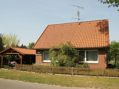 Photo for Holiday house Walsrode for 1 - 6 persons with 3 bedrooms - Holiday home