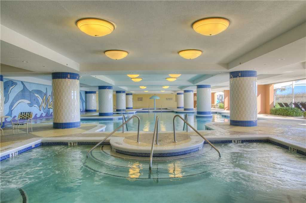 Luxurious Oceanfront Condo With A Wide Variety Of Amenities Lazy River Free Wi Fi And More