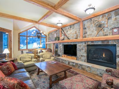 Photo for Uncover the Warmth of Dakota Place 6 with Private Hot Tub & Big Views!