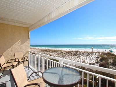 Photo for Gulf Front- Fantastic View - Unit 205