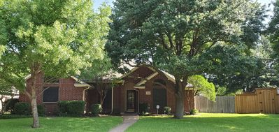 Photo for 3 Bedroom, 2 Bath, Private, Clean, Home with Yard and Garage.