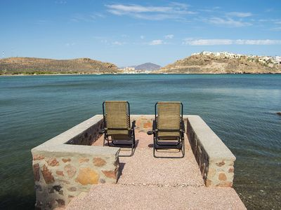 Photo for Immaculate Traditional San Carlos Style Waterfront Home