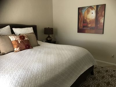 Photo for Tahquitz Golf and Tennis- Private Bedroom Suite w/ Bath in 2 bedroom Condo