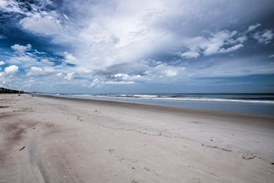 The property is situated right on the beach for endless fun!