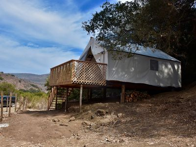 Photo for Off the grid on a nearly 900 acre ranch