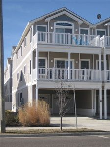 Photo for Wildwood Star*North Wildwood 1.5 Blocks to Beach and Boardwalk