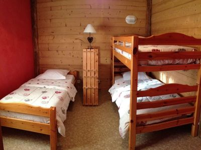 Photo for CHALET LA RUIDE - 4 people