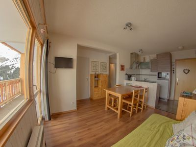 Photo for In the heart of the 3 valleys: 2 stars renovated, tt comfort, 4 to 5 pers