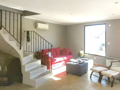 Photo for Homerez last minute deal - Nice apt in Jonquières and Wifi