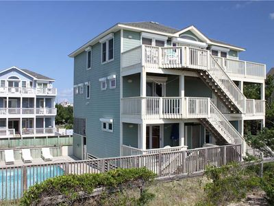 Photo for Comfortable and serene - amazing ocean views! Pool&HotTub, RecRoom