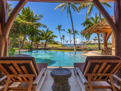 Photo for New Listing! Hale Pele - Luxury Villa