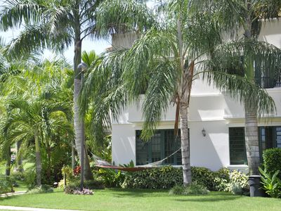 Photo for Exclusive Caribbean Villa / Rooftop Jacuzzi / Private Beach/ 24 Security /5 star