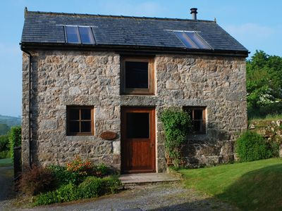 Photo for Luxury Romantic Holiday Cottage for Two in the Heart of Dartmoor