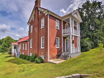 Photo for NEW! Historic Blountville Home w/Furnished Porch!