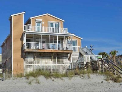 Photo for Two for One - Oceanfront in Garden City Beach