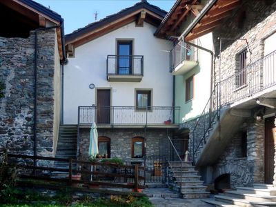 Photo for Apartment Contadino (AOT300) in Aosta - 3 persons, 2 bedrooms