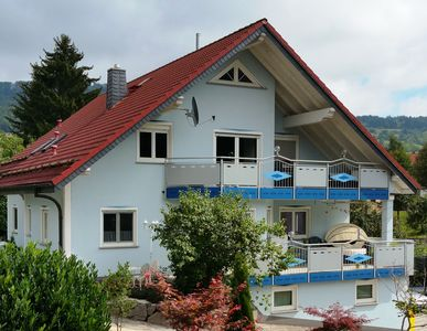 Photo for Wellness Apartment Rhön incl. Heat cabin, wellness treatments bookable