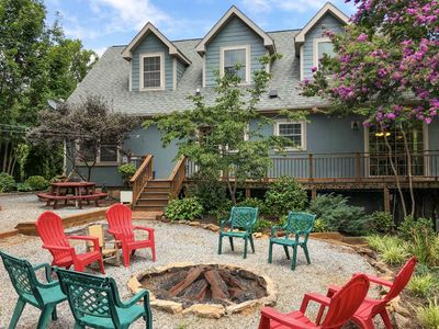 Photo for Hilltop Haven - Mr Lake Lure Vacation Rentals