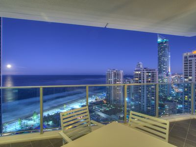 Photo for LEVEL 24 OCEAN VIEWS SLEEPS 6!