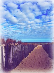 Photo for Beach block!  Beautifully renovated!!! Just 100 steps to the sand!!!