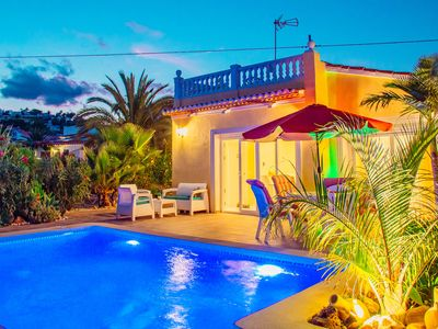 Photo for Holiday house Calpe for 6 persons with 3 bedrooms - Holiday home