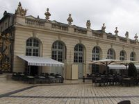 Great place in the center of Nancy!