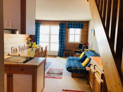 Photo for Apartment Flaine, 3 rooms, 7 persons
