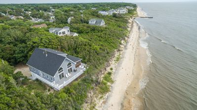 Photo for Sunset Hideaway: Our blissful piece of the Delaware Bay.