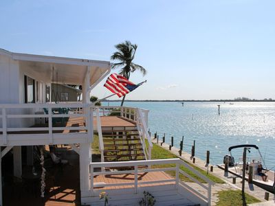 Photo for Awesome Views and Private Boat Dock. A fisherman's paradise!