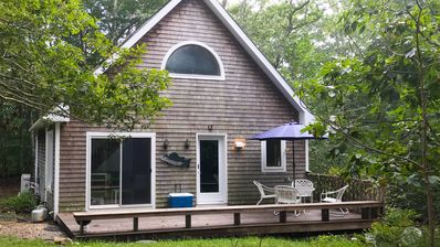 Photo for Charming Cottage on North Shore - peace and quiet
