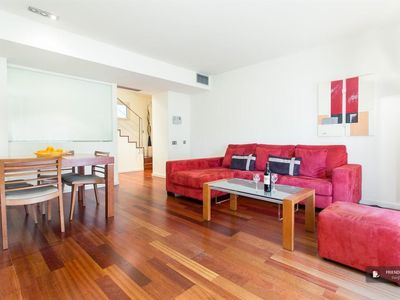 Photo for Friendly Rentals The Plaza Catalunya XIV Apartment in Barcelona