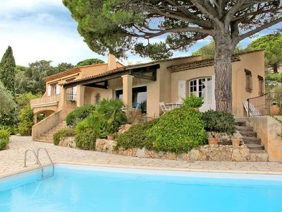 Photo for Vacation home La Florencale  in Ste. Maxime, Côte d'Azur - 8 persons, 4 bedrooms