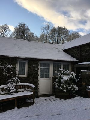 Photo for Lily cottage In An Idyllic Riverside Location, Lake District Nation Park