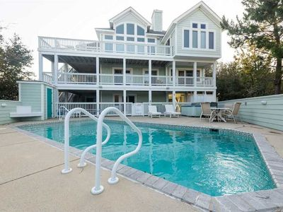 Photo for #PI158 Oceanside luxury in Pine Island with Private Pool, Hot Tub, Game Room and MORE!