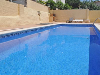 Photo for CASA MARIANNE PRIVATE POOL FREE WIFI (27/6 - 31/10) 15 MINUTES FROM THE BEACH