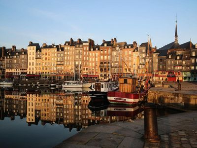 Photo for Apartment 4 minutes drive from the beach of Butin Honfleur. - Studio 4 people