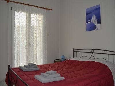 Photo for Apartment in Ermoupolis, Syros 400m from the port