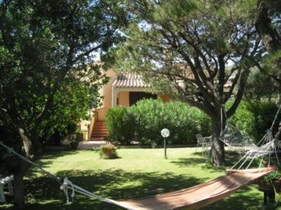Photo for spacious villa, very attractive and so close to the beach