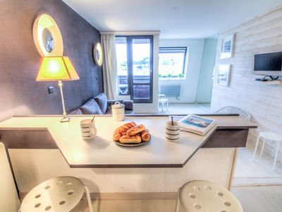 Photo for Apartment Les Marinas in Deauville-Trouville - 2 persons, 1 bedrooms